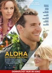 ALOHA – Die Chance auf Glück - Filmplakat