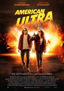 American Ultra - Filmplakat