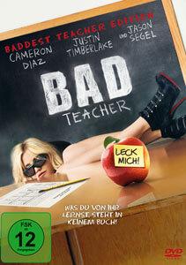 Bad Teacher - Filmplakat