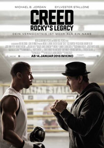 Creed – Rocky's Legacy - Filmplakat
