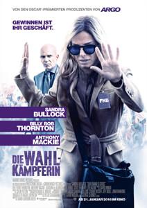 Die Wahlkämpferin - Filmplakat