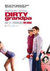 Dirty Grandpa - Filmplakat