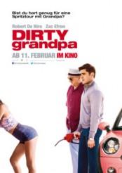 Dirty Grandpa - Filmplakat