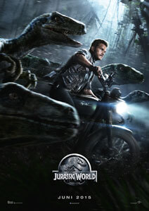 Jurassic World - Filmplakat