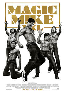 Magic Mike XXL - Filmplakat
