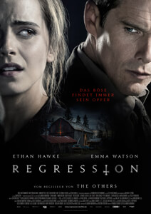 Regression - Filmplakat