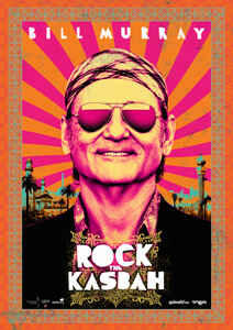 Rock the Kasbah - Filmplakat