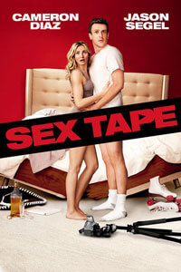 Sex Tape - Filmplakat