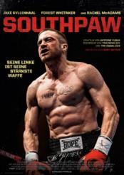 Southpaw - Filmplakat