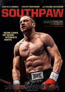 Southpaw - Filmplakat