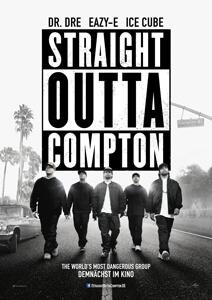Straight Outta Compton - Filmplakat