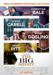 The Big Short - Filmplakat