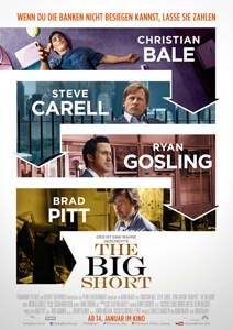 The Big Short - Filmplakat