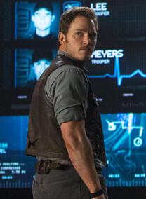 Jurassic World – Lebenszeichen – Owen Grady – Hemd