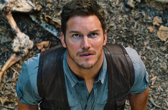 Jurassic World – Owen Grady – Owen Grady – Hemd