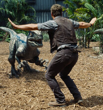 Jurassic World – Riskanter Job – Owen Grady – Stiefel