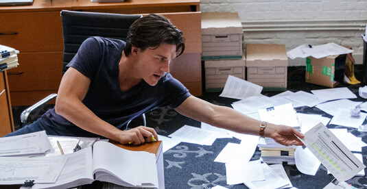The Big Short – Chaotisch – Jamie Shipley – Uhr