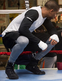 Creed – Rocky's Legacy – Trainingstipps – Adonis Johnson – Tights