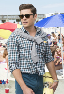 Dirty Grandpa – Strandgespräch – Jason Kelly – Pullover