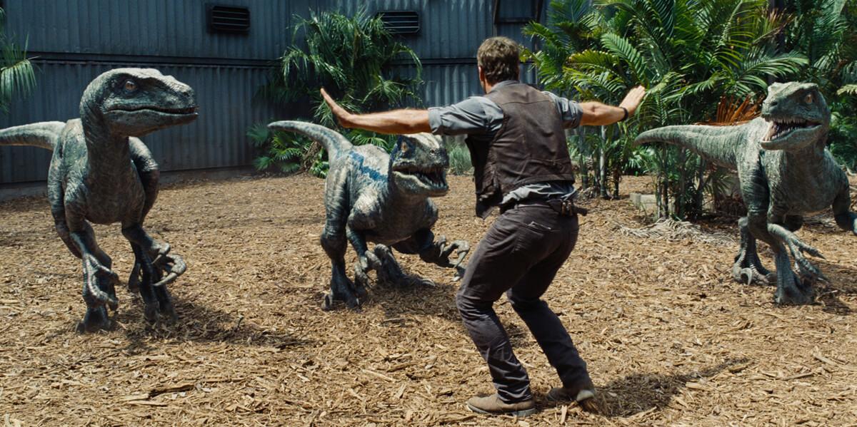 Jurassic World – Riskanter Job