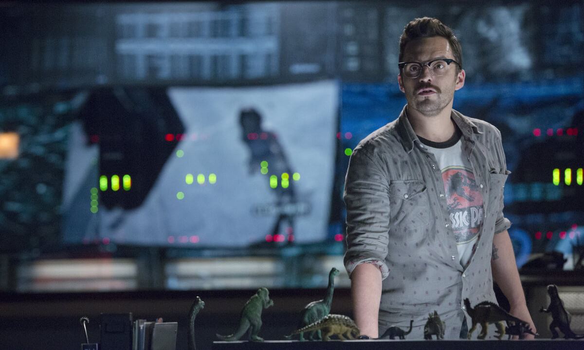 Jurassic World – Der Dino-Fan