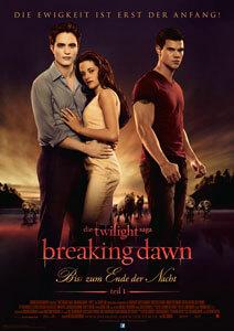 Breaking Dawn – Bis(s) zum Ende der Nacht (Teil 1) - Filmplakat