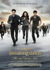 Breaking Dawn – Bis(s) zum Ende der Nacht (Teil 2) - Filmplakat