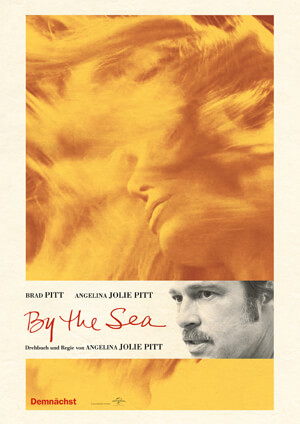 Outfits aus dem Film By the Sea - Filmplakat
