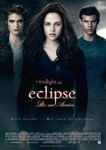 Eclipse – Bis(s) zum Abendrot - Filmplakat