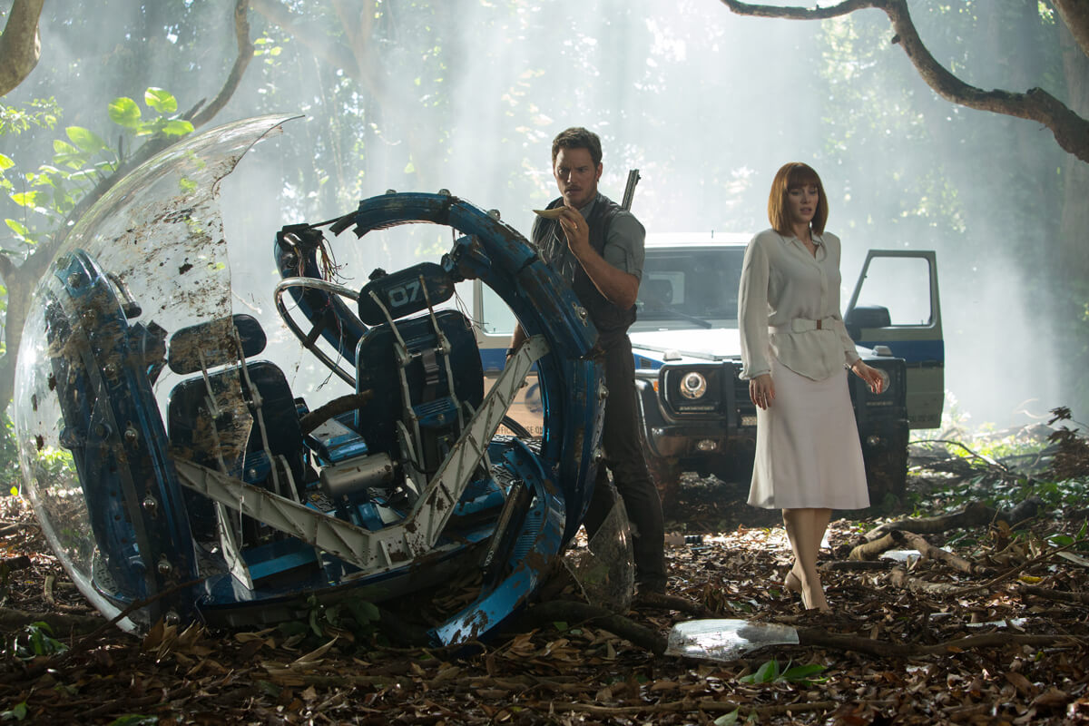 Jurassic World – In Einzelteilen