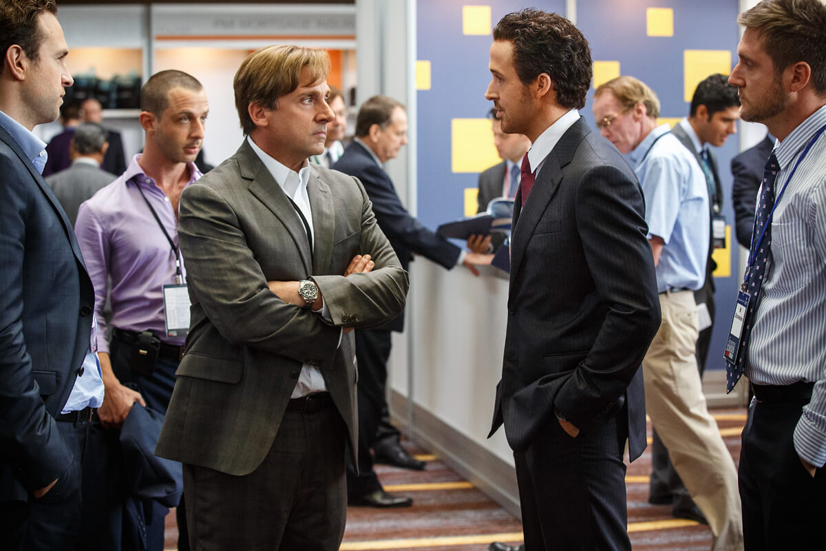 The Big Short – Internationale Beziehungen