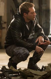 Terminator: Genisys – Annäherung in der Vergangenheit – Kyle Reese – Stiefel