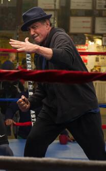 Creed – Rocky's Legacy – Schlag für Schlag – Rocky Balboa – Hut