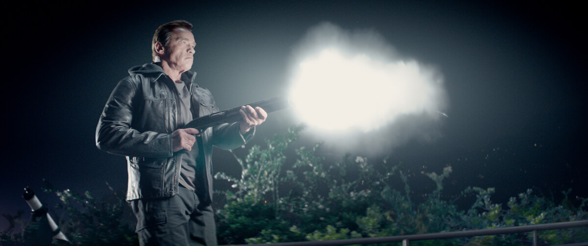 Terminator: Genisys – Terminator T-800