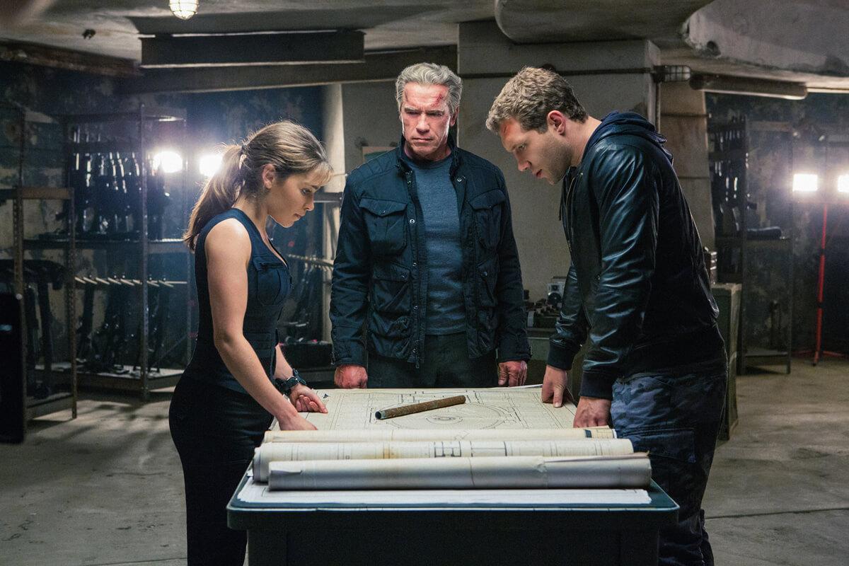 Terminator: Genisys – Lagebesprechung