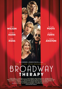 Outfits aus dem Film Broadway Therapy - Filmplakat