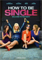 How To Be Single - Filmplakat