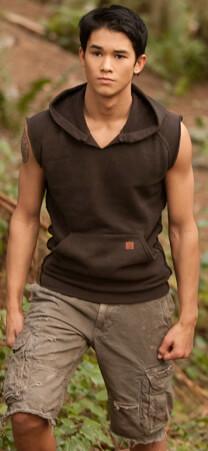 Breaking Dawn – Bis(s) zum Ende der Nacht (Teil 1) – Werwölfe – Seth Clearwater – Sweatshirt