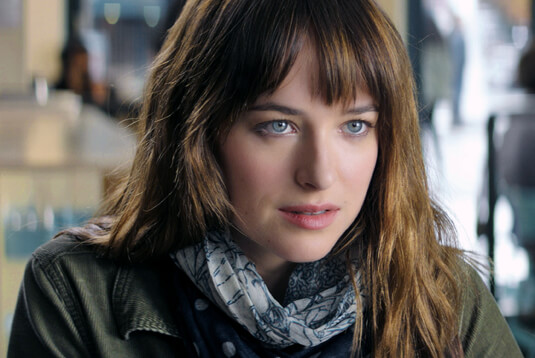Fifty Shades of Grey – Anastasia Steele – Anastasia Steele – Schal
