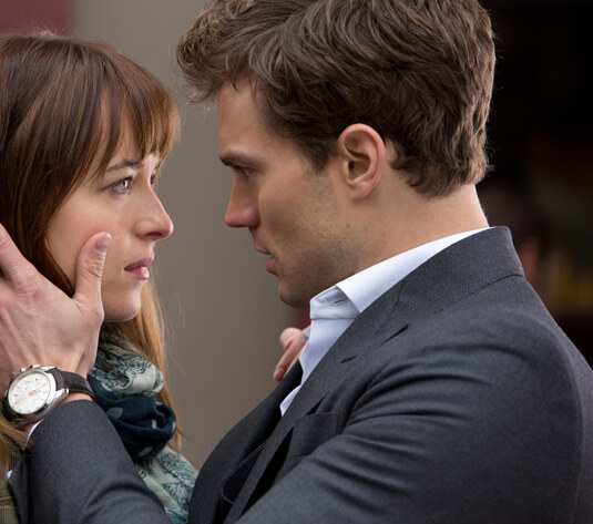 Fifty Shades of Grey – Aufkommendes Verlangen -Christian Grey – Anzug