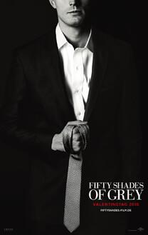 Fifty Shades of Grey – Der Geschäftsmann – Christian Grey – Anzug