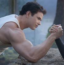 Breaking Dawn – Bis(s) zum Ende der Nacht (Teil 2) – Die Kraftprobe – Emmett Cullen – Tank Top
