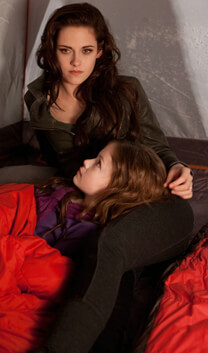 Breaking Dawn – Bis(s) zum Ende der Nacht (Teil 2) – Bellas Tochter – Bella Swan – Lederjacke