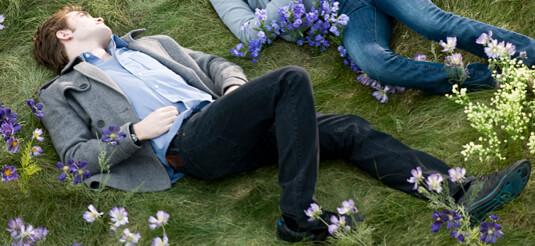 New Moon – Bis(s) zur Mittagsstunde – Erinnerungen – Edward Cullen – Hose