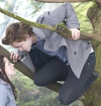 Twilight – Bis(s) zum Morgengrauen – Anziehungskraft – Edward Cullen – Mantel