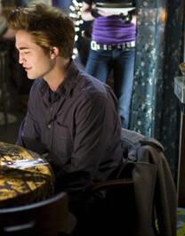 Twilight – Bis(s) zum Morgengrauen – So was wie ein erstes Date – Edward Cullen – Mantel