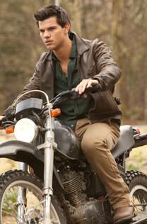 Breaking Dawn – Bis(s) zum Ende der Nacht (Teil 1) – Biker-Style – Jacob Black – Boots
