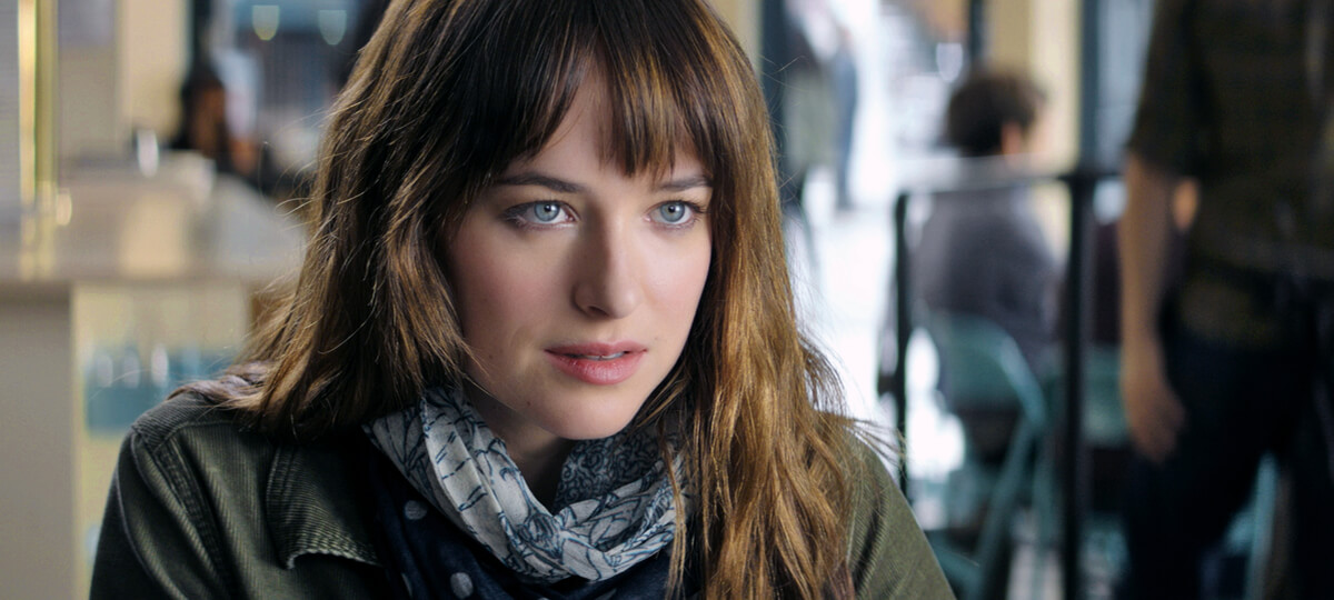 Fifty Shades of Grey – Anastasia Steele