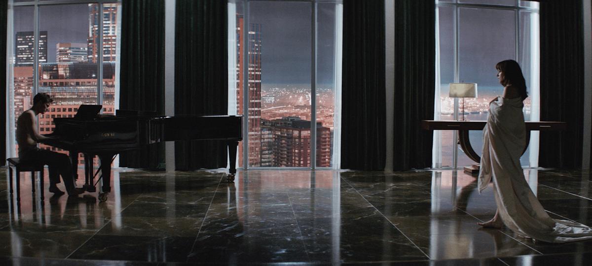Fifty Shades of Grey – Nächtliches Klavierkonzert