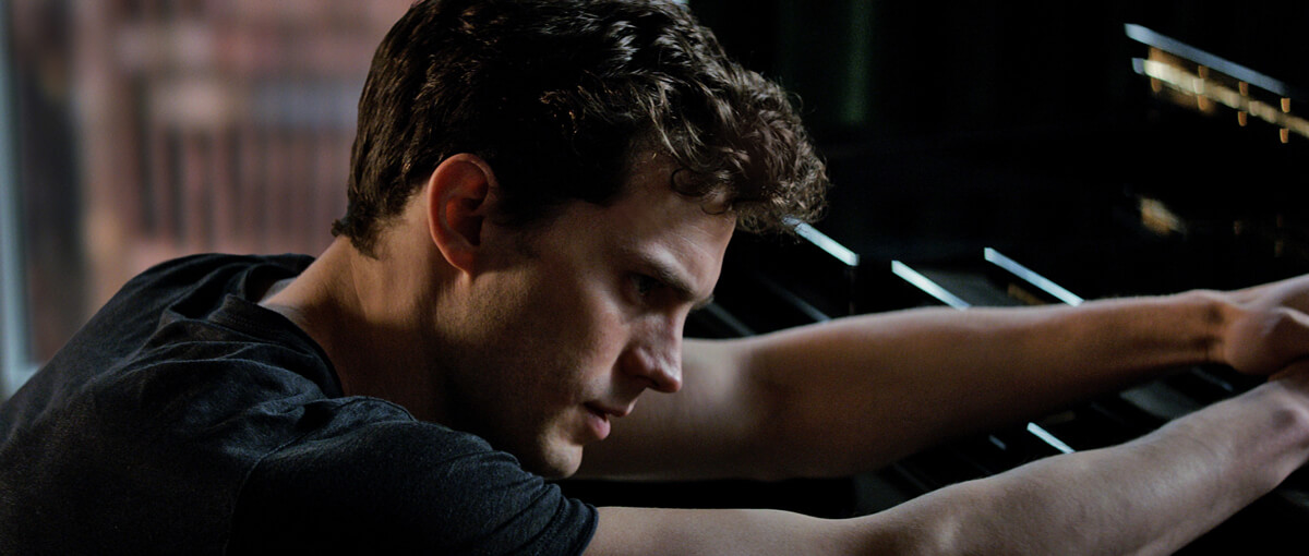 Fifty Shades of Grey – Christian Grey